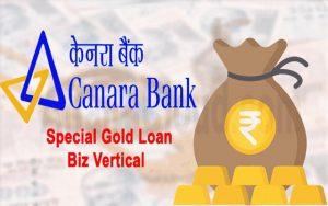 Canara Bank Gold Loan