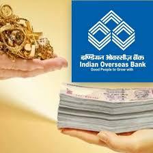 Indian Overseas Bank Gold Loan