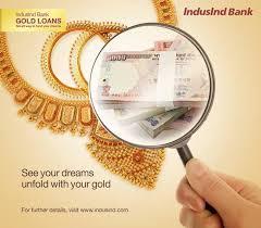 IndusInd Bank Gold Loan