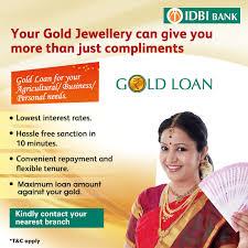 IDBI Bank Gold Loan